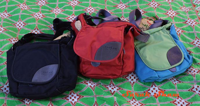 Overland Equipment Donner Shoulder Bag 96