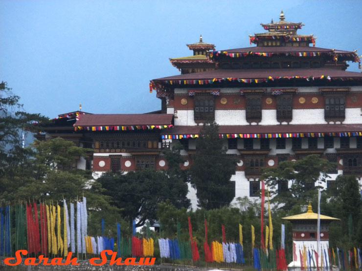 Royal Wedding at Punakha Dzong
