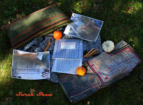 Inspirations for batik design