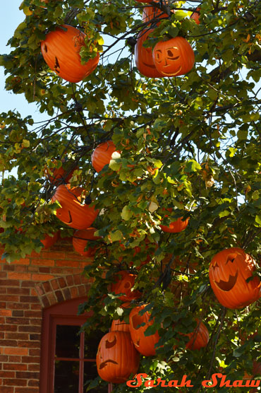Halloween Decorations and Inspirations from Greenfield Village