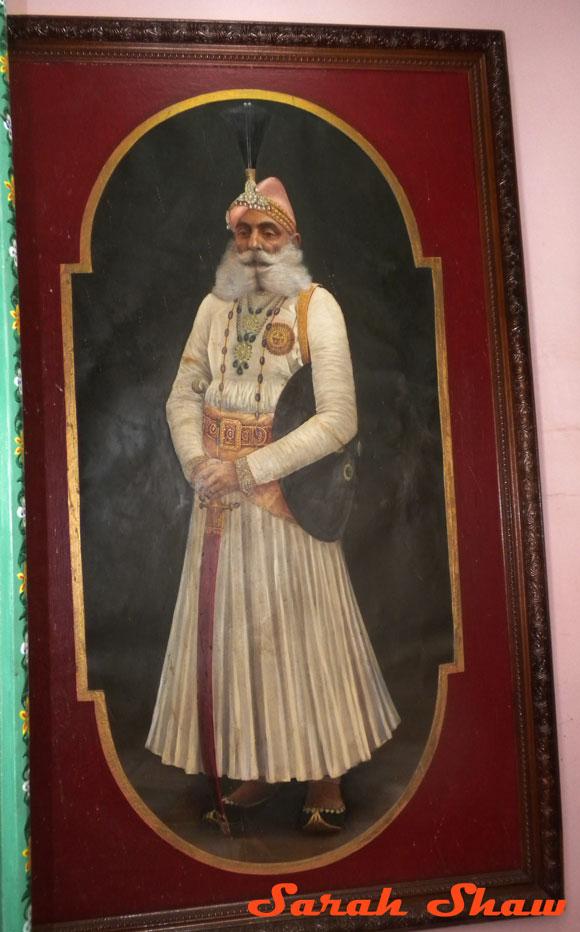 Mewar Maharana