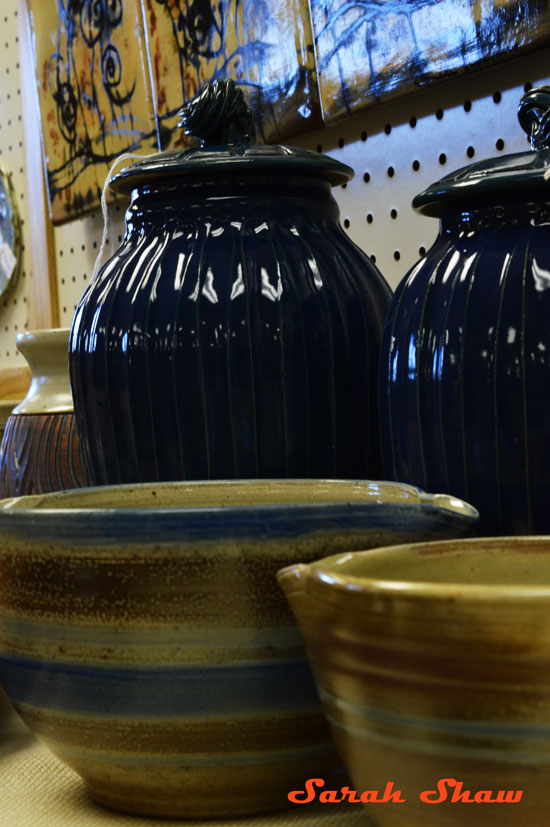 Bowls and Canisters