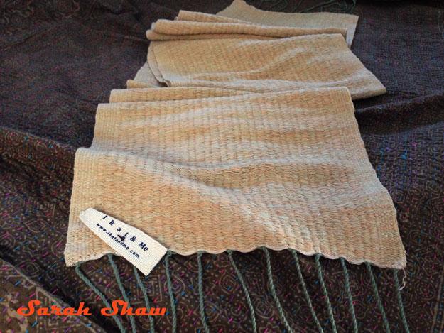 New design of Thai Weaving