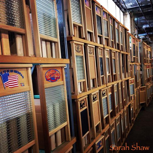 Shopping at the Columbus Washboard Company