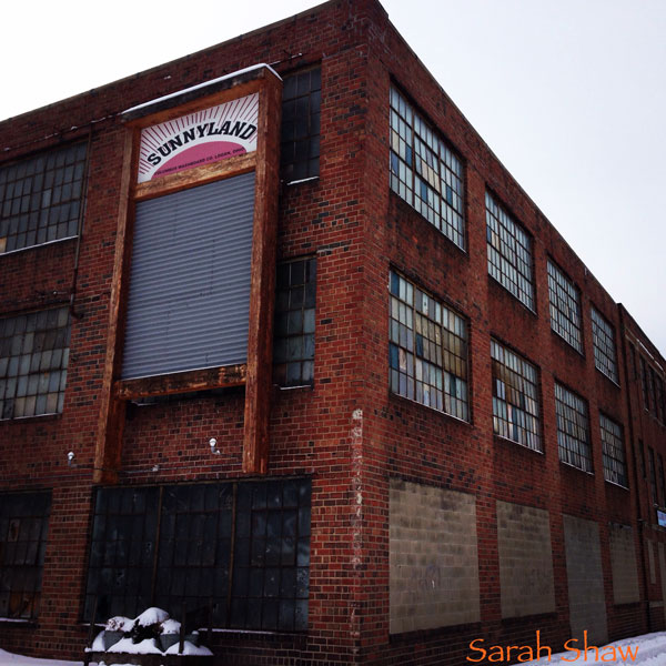 Columbus Washboard Company in Logan, Ohio