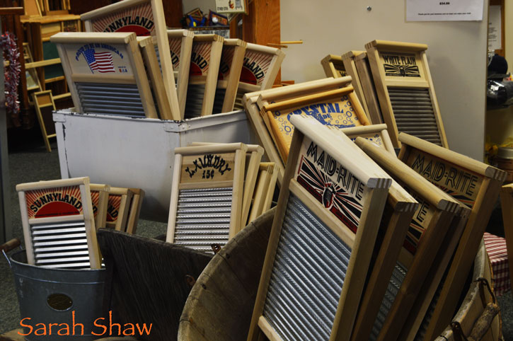 American washboards for sale