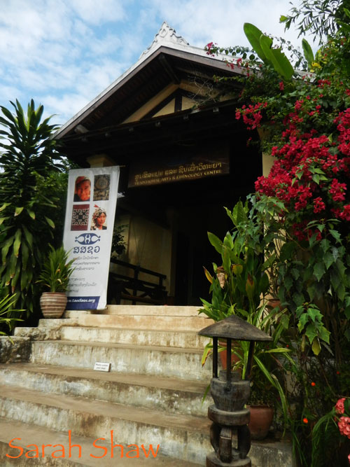 Traditional Arts and Ethnology Centre: Learn, Shop and Eat in Luang Prabang
