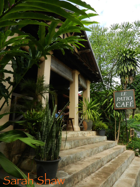 Le Patio Cafe in Luang Prabang