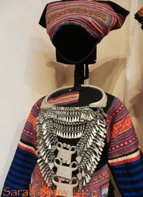 Traditional clothing and jewelry