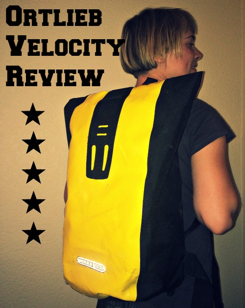 87e6311fcf7 Gear Review: Ortlieb Velocity Backpack - WanderSpokes