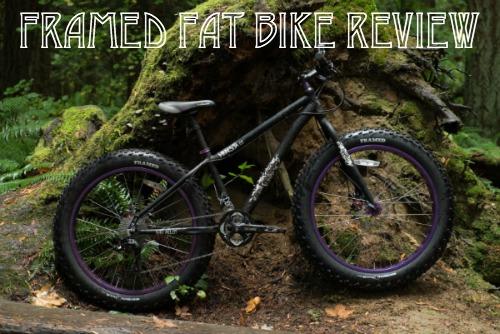 framed fat bike review