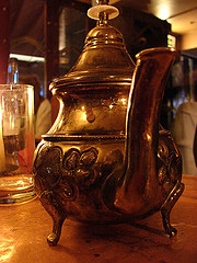 Lebanese Tea Pot