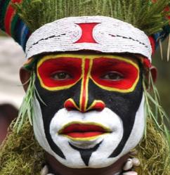 Papua New Guinea – Mt. Hagen Show Tour