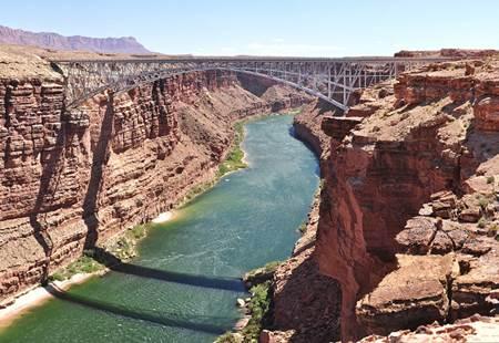 Navajo Bridge-Marble Canyon