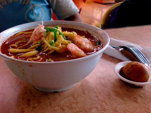 Sarawak Noodles