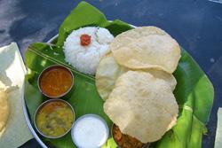 Thali in India