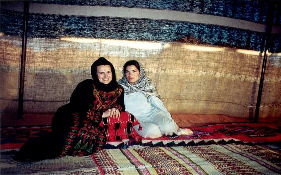 bedouinas