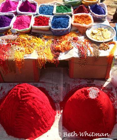 india powders