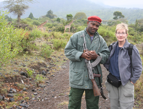 Leslie and Ranger