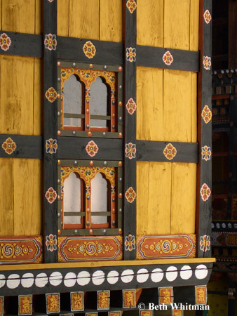 Window in Paro