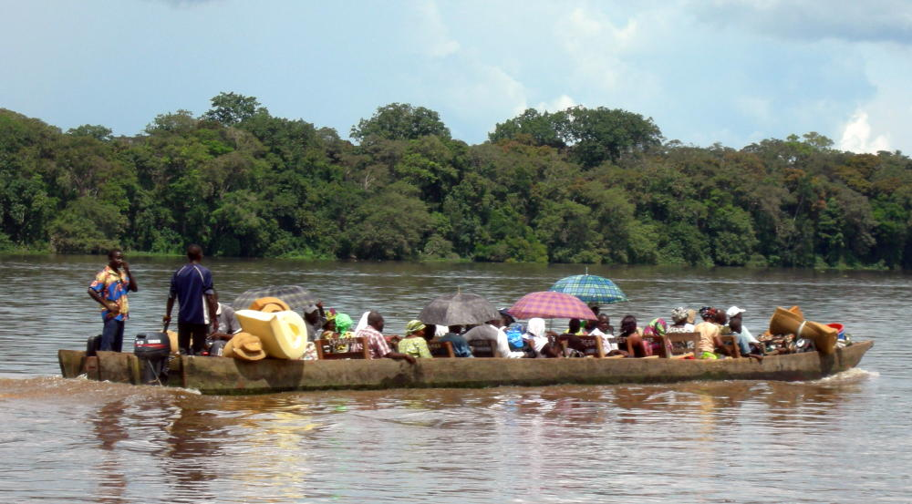 Local Transport in Congo