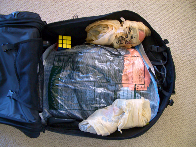 Packed Bag