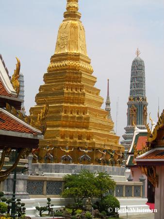 Stupa in Bangkok