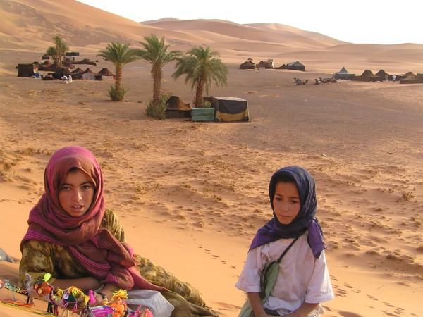 Morocco Girls