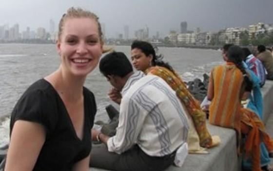 Woman Tourist India