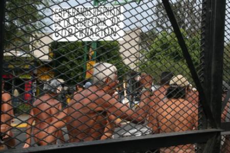 Protestors MexicoCity