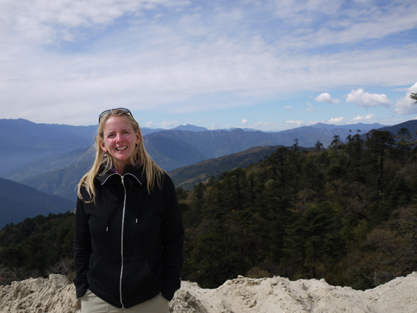 Beth Whitman Himalayas Bhutan