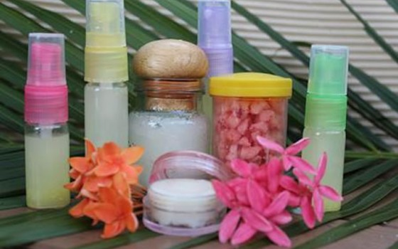 Toiletries Bottles