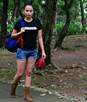 Woman Backpacker