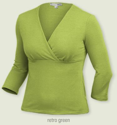 Contourwear 3/4 sleeve