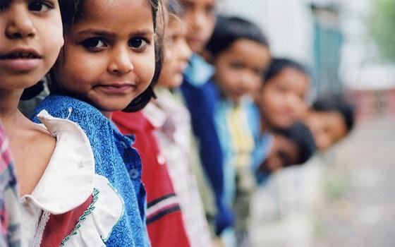 India kids