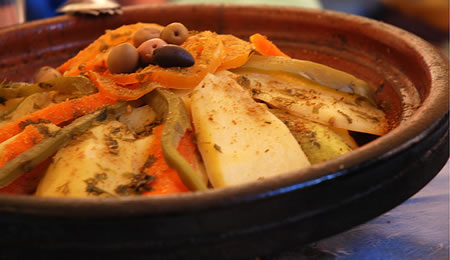 Marakch cuisine
