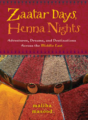 Zaatar Days Henna Nights