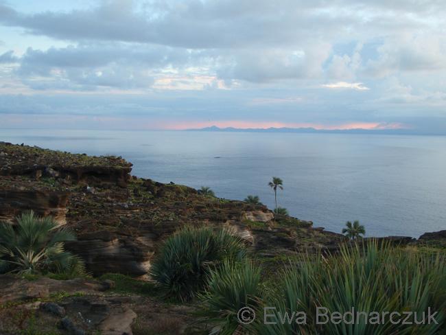 Round Island View