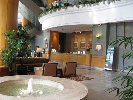 Bumrungrad Lobby Desk