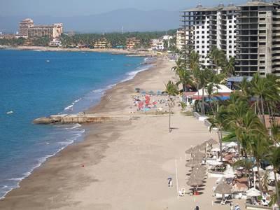Puerta Vallarta beach