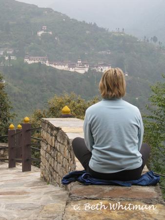 Bhutan Meditation
