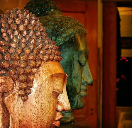 Photo of the Day: Buddhas