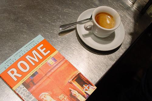 Rome guidebook