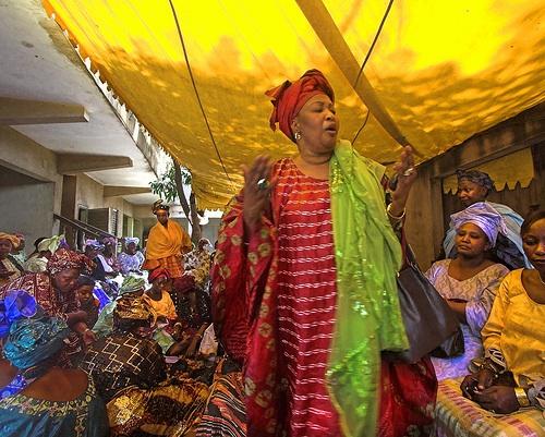 Malian women