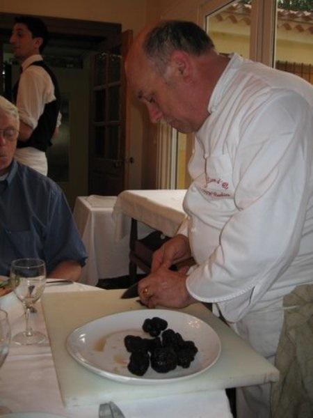 M. Barbier truffles