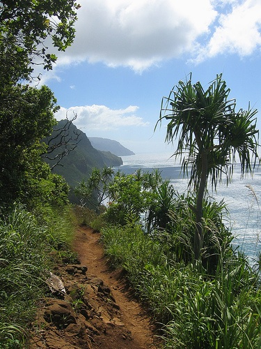 Na Pali Coast Trail