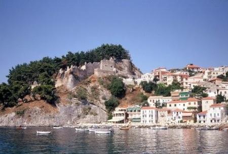 greece waterfront