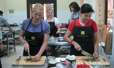Cooking Class Hanoi Cooking Centre