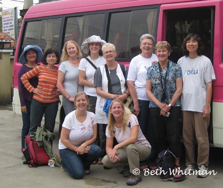 Vietnam Group in Hoi An