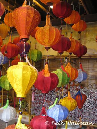Hoi An Lamps Vietnam
